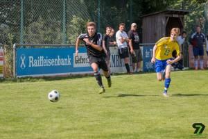 TSV Bischofsgrün vs. ASV Nemmersdorf II