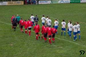 TSV Bischofsgrün II vs. SV Röhrenhof II
